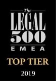 L500 emea top tier firms 2019