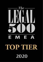 emea top tier firms 2020